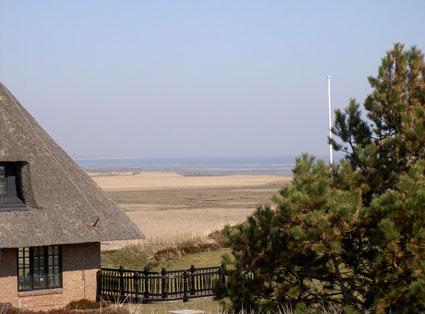 Ausblick über Sylt