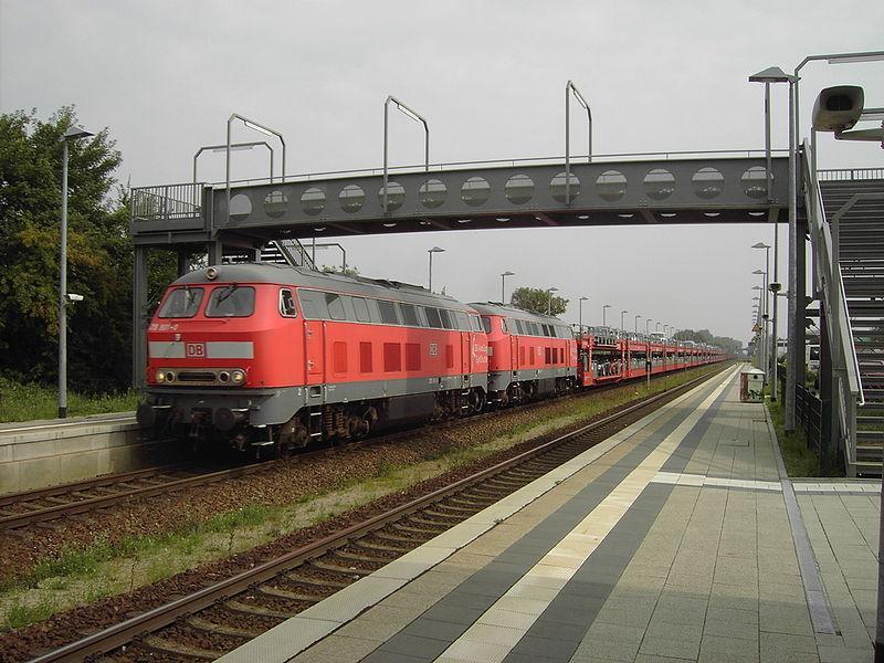 Zugverkehr DB