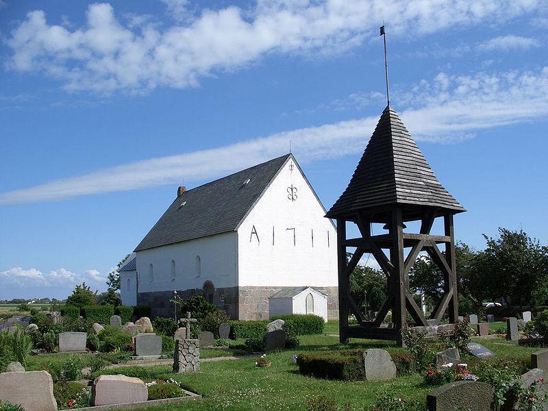 Kirche St. Martin in Morsum