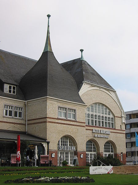 Townhall and  Casino (Westerland)