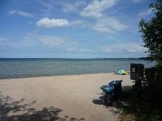Strand von Niendorf