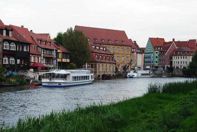 Schiffstour Bamberg