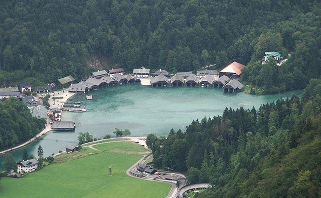 Der Ortsteil Königssee