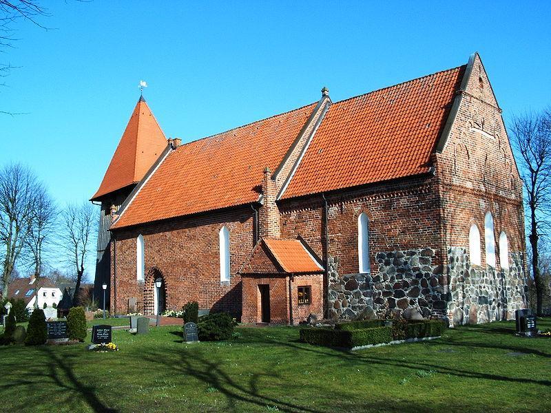 Evangelische Kirche in Großenbrode