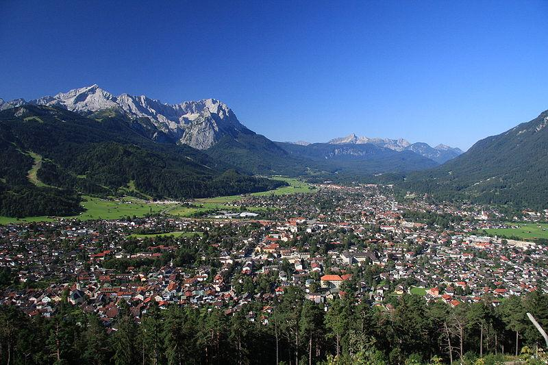 Garmisch-Partenkirchen Ort