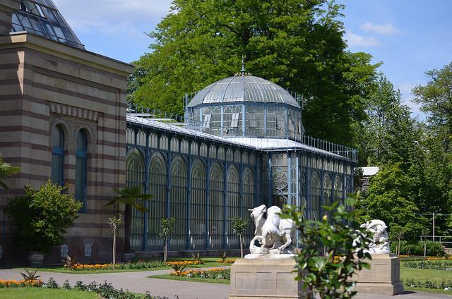 Zoologisch-Botanischer Garten Wilhelma