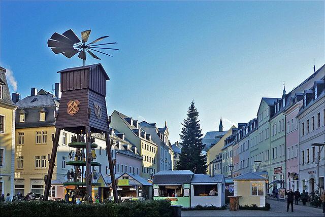 Schneeberger Weihnachtsmarkt
