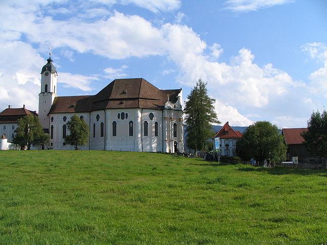 UNESCO Weltkulturerbe Wieskirche