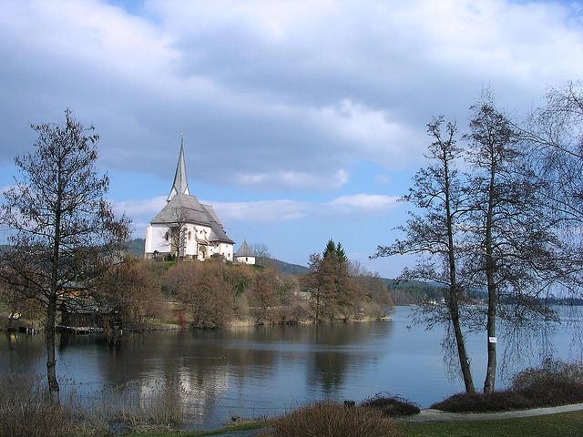 Wallfahrtskirche Maria Wörth
