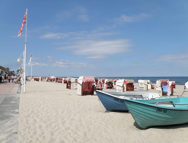 Der Strand von Dahme