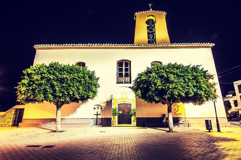 Kirche in Santa Gertrudis