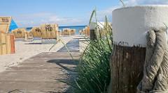 Strand von Kellenhusen