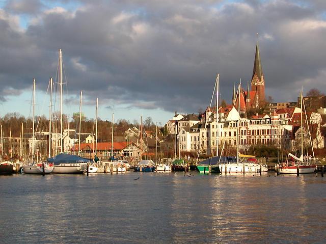 Urlaub in Flensburg