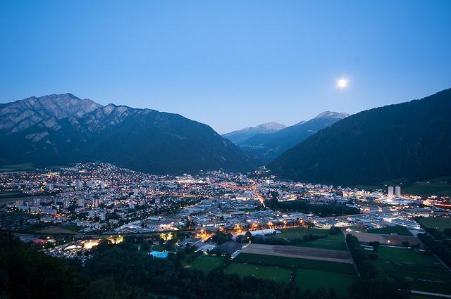 Chur im Kanton Graubünden