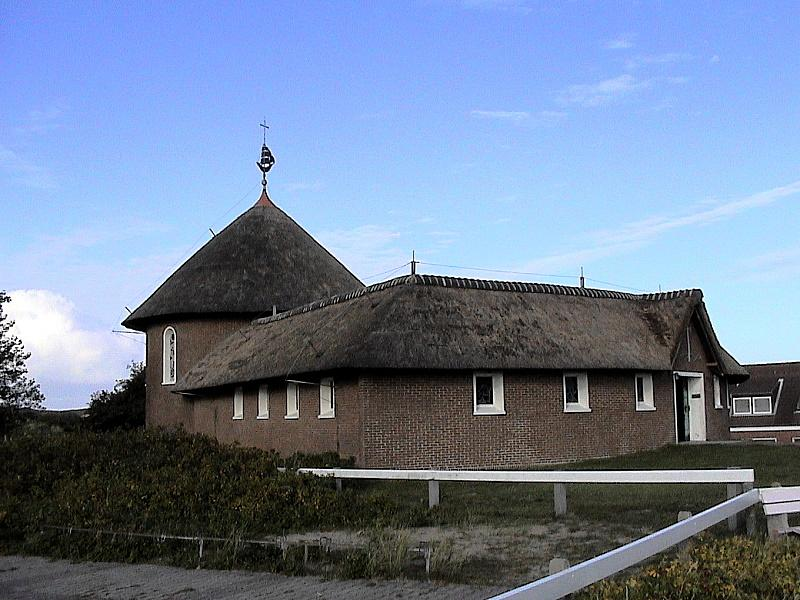 Katholische Kirche auf Baltrum