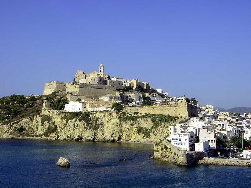 Dalt Vila - Altstadt Ibizas