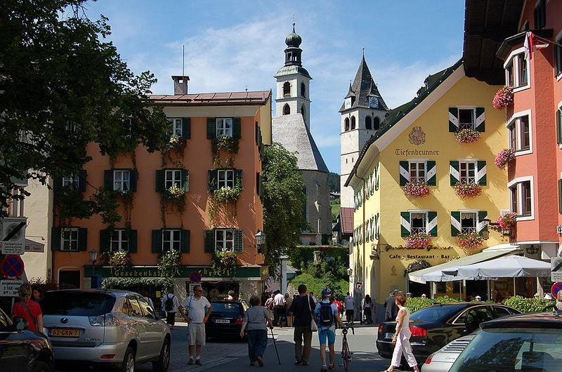 Innenstadt Kitzbühel