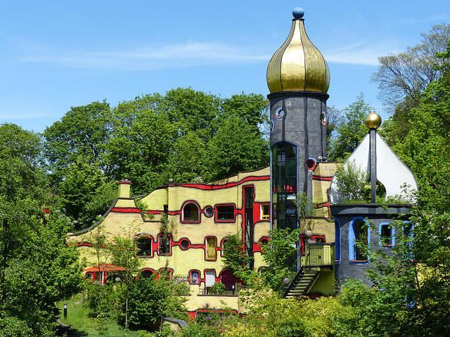 Ronald McDonald Haus im Grugapark