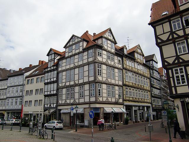 Hannover Altstadt Cafes