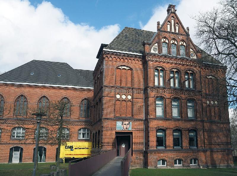 Hans-Christiansen-Haus Museumsberg Flensburg