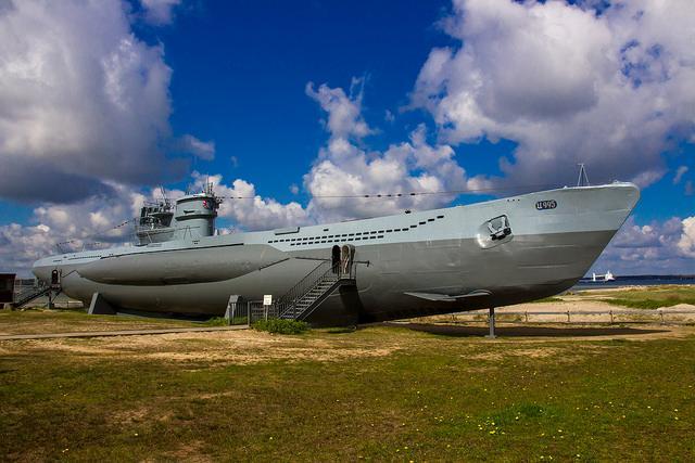 Technisches Museum U-Boot U 995