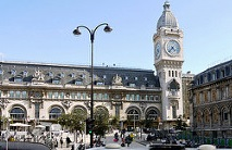 Gare de Lyon in Paris