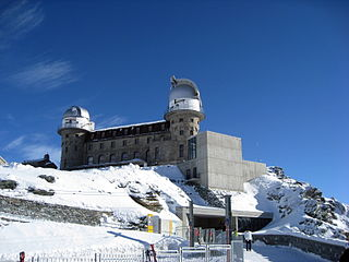 Der Gornergrat bei Zermatt