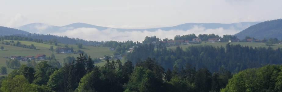 Sehenswürdigkeiten im Bayerischen Wald