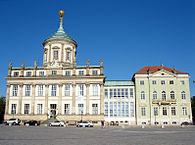 Altes Rathhaus und Knobelsdorfhaus von Potsdam