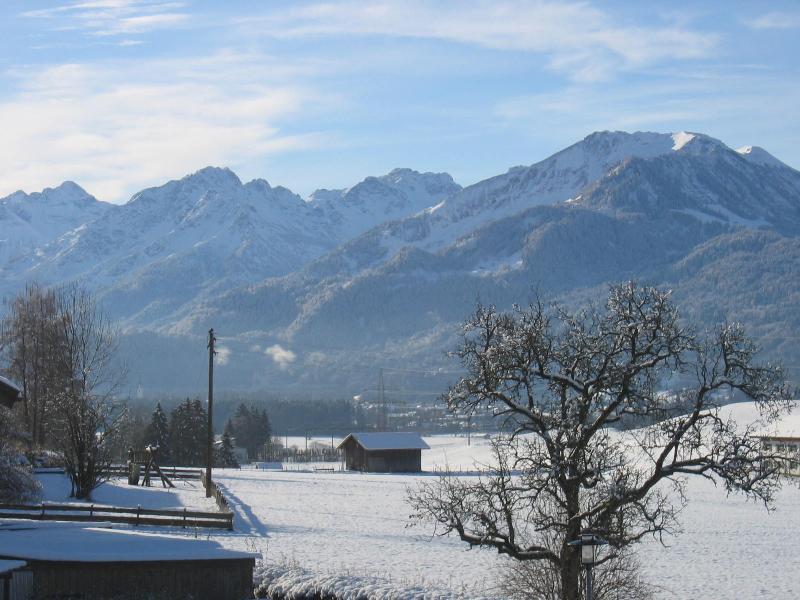 Reichenbach bei Oberstdorf im Winter