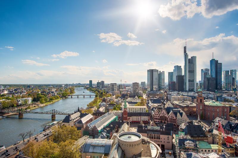 Urlaub in Frankfurt