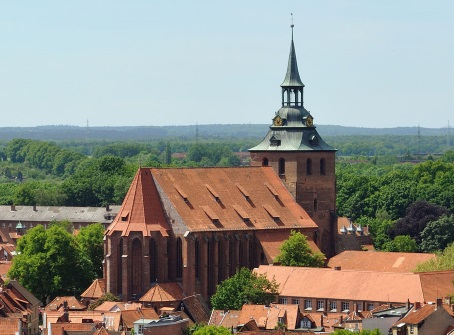 Die St. Michaeliskirche in Lüneburg
