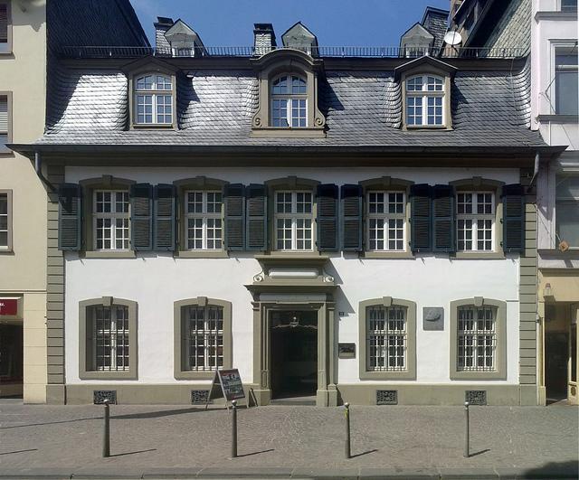 Geburtshaus Karl Marx in Trier