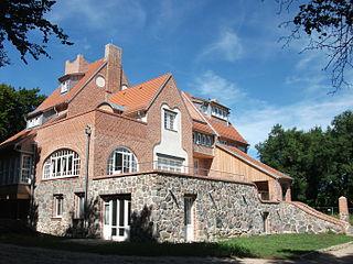 Lietzenburg auf Hiddensee