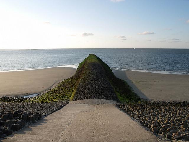 Der Strand von Baltrum