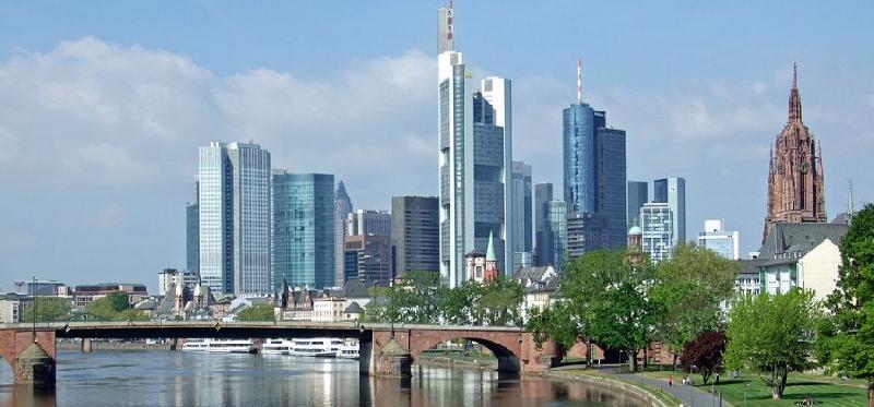 Die Metropole Frankfurt am Main