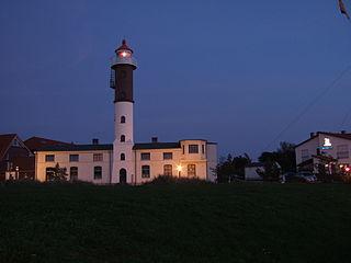 Leuchtturm in Timmendorf