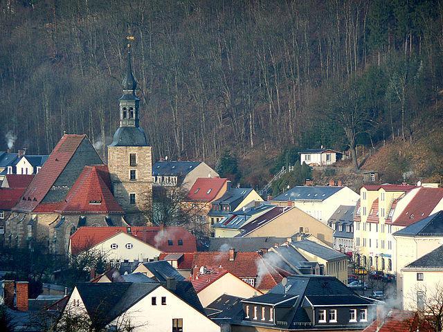 Gemeinde Glashütte im Erzgebirge