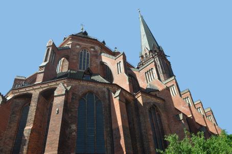 Die St. Nicolaikirche in Lüneburg