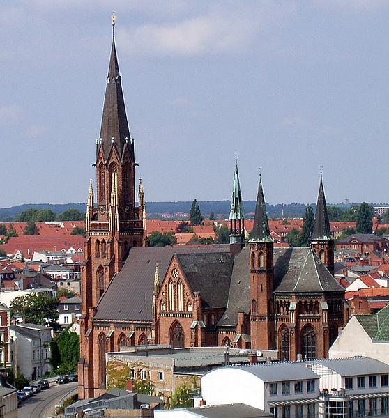 Paulskirche in Schwerin