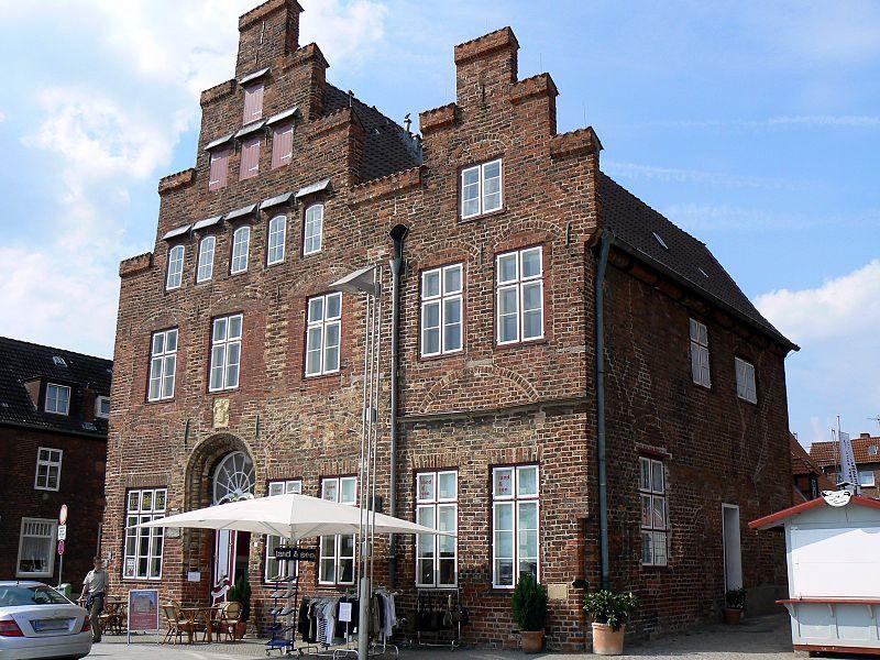 Altze Vogtei in Travemünde