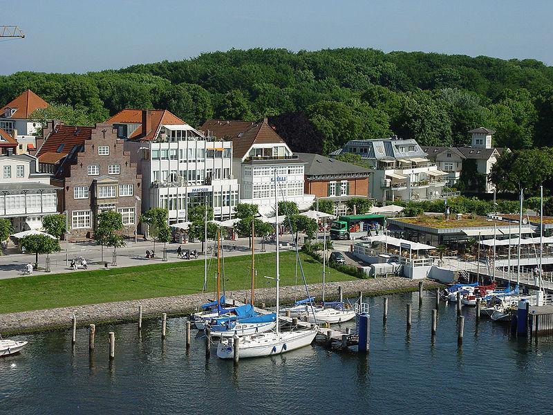 Fischereihafen Travemünde