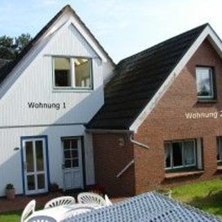 Haus Caroline Wohnung 2 - Süddorf