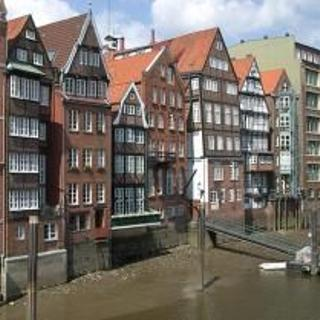 Historische Innenstadt, 2-Zi. App. Lounge - Hamburg