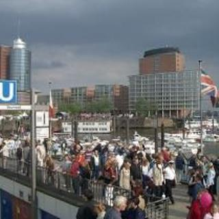 Historische Innenstadt, 1-Zi.-App. Hafen - Hamburg