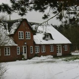 Hackerhof, Südwohnung - Morsum