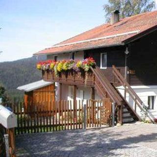Haus Tannenblick Fewo1 - Mauth