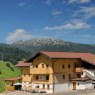 Wildentalhütte FeWo1 - Mittelberg