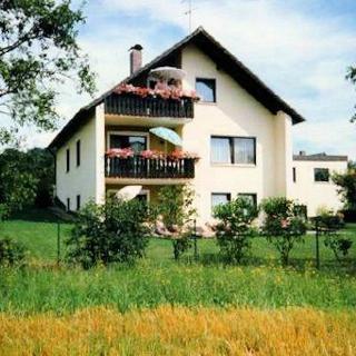 Haus Nagelschmidt - Ferienwohnung Fernblick - Birgland-Schwend