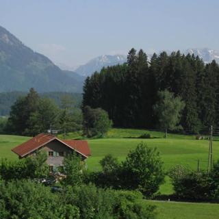 Haus Roth, Wohnung Grünten - Immenstadt
